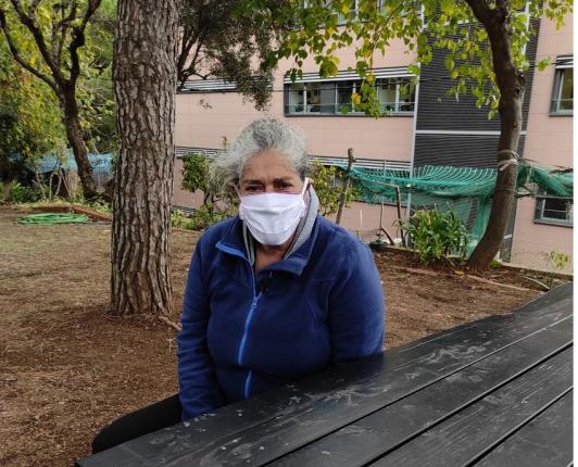 Juana Rodríguez, participant del CRI La Llavor