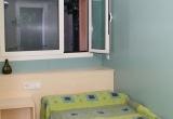 Habitació individual al CRI Creu dels Molers