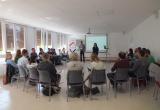 Formació del Housing First Hub al centre Hort de la Vila