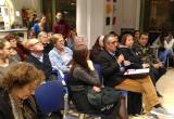 El públic assistent va ser molt participatiu