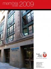 SJD Serveis Socials - Barcelona. Memòria 2009