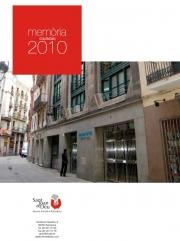 SJD Serveis Socials - Barcelona. Memòria 2010