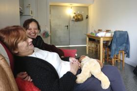 Disponer de una vivienda es la base de la recuperación de las personas