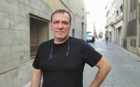 Eduardo Estradera, voluntario