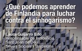Finlandia-sinhogarismo-Laura-Guijarro-Sant-Joan-de-Deu-Serveis-Socials-Barcelona