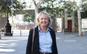 Patricia Ferrando, voluntaria