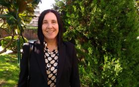 Sonia Fuertes, Presidenta d'ECAS