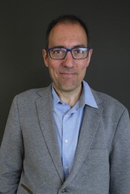 Salvador Maneu, director de Sant Joan de Déu Serveis Socials Barcelona