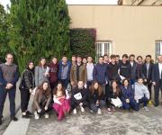 Els alumnes al CRI Hort de la Vila