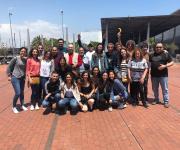 Persones de Deloitte i Sant Joan de Déu Serveis Socials - Barcelona gaudeixen d'una jornada lúdica