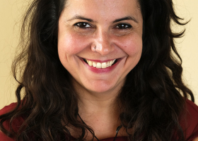 Paula Aguilar, Responsable del Programa de InclusiónBisbe Carrera