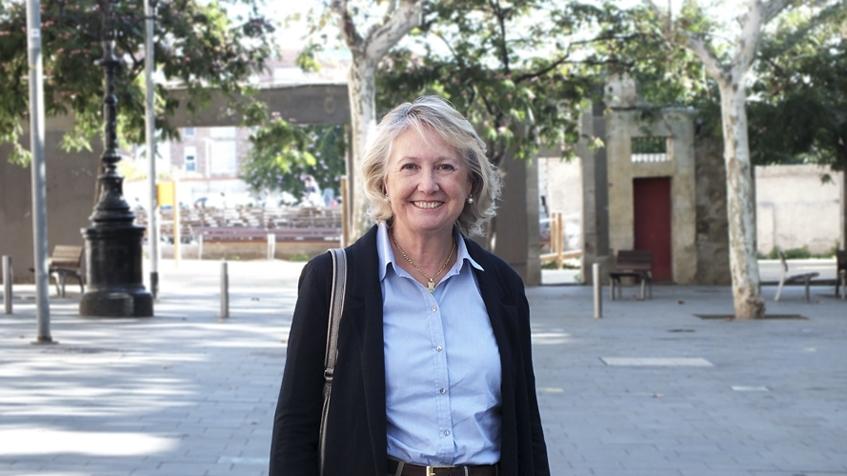 Patricia Ferrando, voluntària