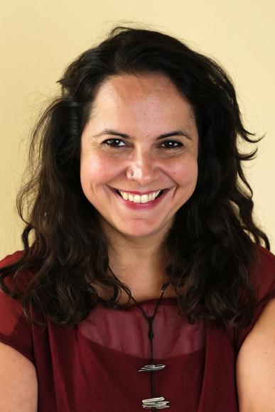 Paula Aguilar, Responsable del Programa d'Inclusió Bisbe Carrera